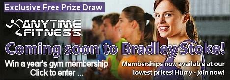 Anytime Fitness Gym, Bradley Stoke, Bristol