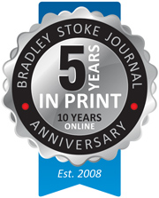 Bradley Stoke Journal 5 & 10-year anniversary (2018).