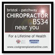 Chiropractor, Patchway, Bristol BS34.