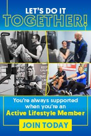 Active Centres: Let's do it together.