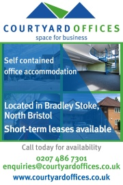 Office accommodation at Courtyard Offices, Bradley Stoke, Bristol.