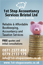 1st Stop Accountancy Services Bristol Ltd.