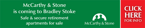 McCarthy and Stone retirement apartments in Bradley Stoke, Bristol