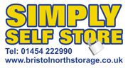 Self storage in North Bristol.