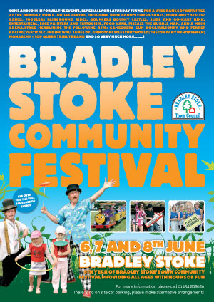 Poster for the 2008 Community Festival