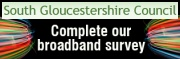 South Gloucestershire Council's broadband survey 2011/2012