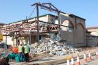 Demolition of Loading Bay