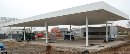 New Tesco Filling Station