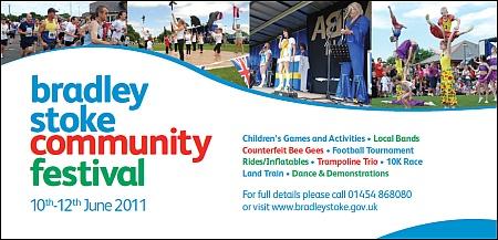 Bradley Stoke Community Festival 2011