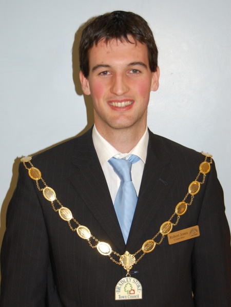 Councillor Robert Jones