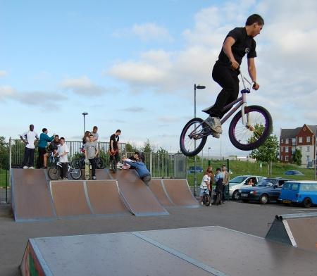 Bradley Stoke Skate Park