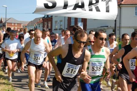 Bradley Stoke 10k Festival Run
