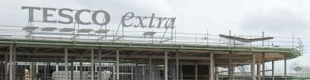 Tesco Extra Store, Bradley Stoke
