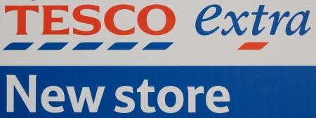 Tesco Extra - New Store