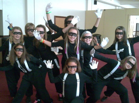 Fahrenheit Dance Team