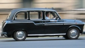 Taxi: Hackney Carriage