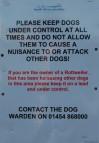 Rottweiler Notice