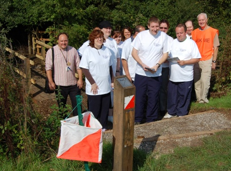 Orienteering and Nature Trail Launch