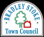 Bradley Stoke Town Council logo.