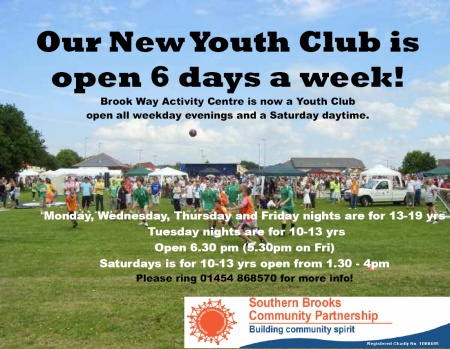 Bradley Stoke Youth Club