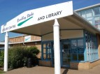 Bradley Stoke Leisure Centre and Library.