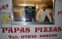 Papas Pizzas