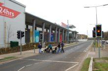 Pedestrian Crossing on Bradley Stoke Way