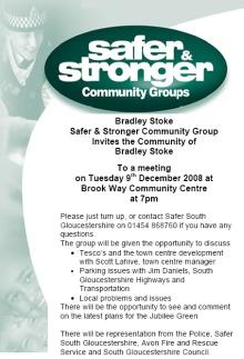 SSCG Meeting Poster