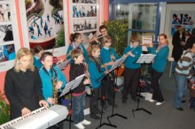 BSCS European Christmas Market - School Band