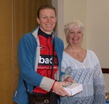 Ladies' Winner: Kirsti Robertson.