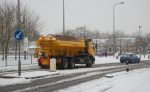 Gritter on Brook Way