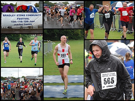 Bradley Stoke 10k Run 2011