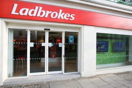 Ladbrokes Store Front