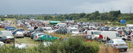 Trench Lane Car Boot Sale, near Bradley Stoke.
