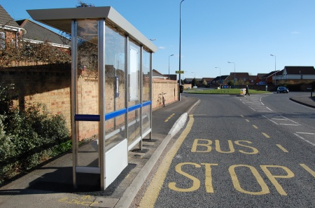Bradley Stoke Bus Stop (new)