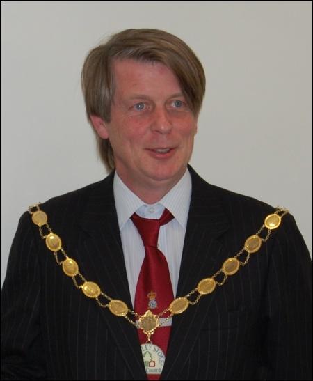 Mayor Mark Forsyth