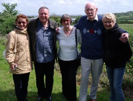 Twinning Association Visit