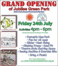 Jubilee Park Opening