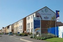 Bovis Homes, Callicroft Place, Charlton Hayes, Patchway, Bristol
