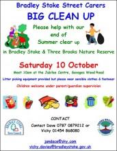 Bradley Stoke Big Clean Up