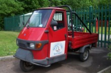 BSTC Three Wheeler