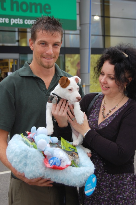 Pets at Home competition winners