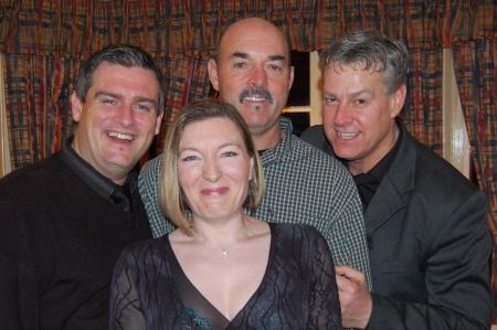Bruce Grobbelaar at the Baileys Court Inn