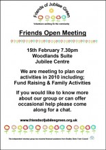 Friends of Jubilee Green Meeting