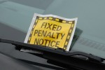 Willow Brook Centre Parking Penalty Notice