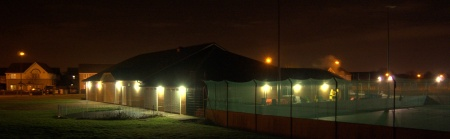 The Jubilee Centre at Night