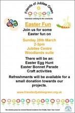 Jubilee Green Easter Fun Day