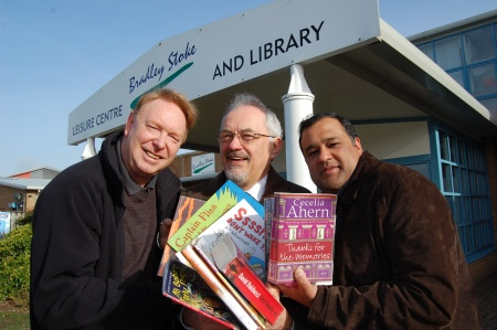 Liberal Democrats at Bradley Stoke Library