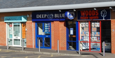 Deep Blue Fish and Chip Shop