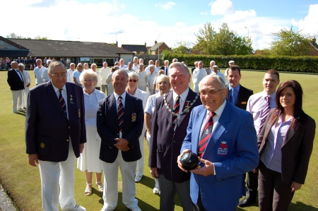 Bradley Stoke Bowls Club - Opening Ceremony